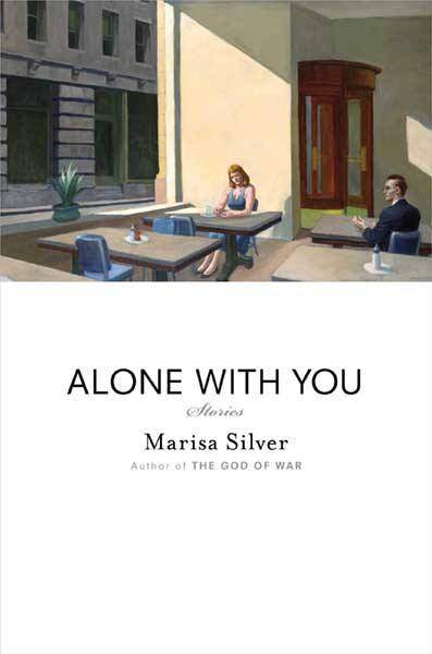 Book cover for Alone With You