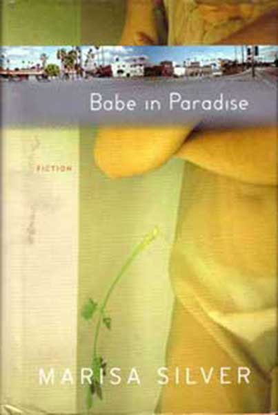 Book cover for Babe in Paradise