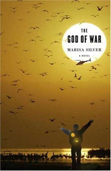 Book cover for The God of War