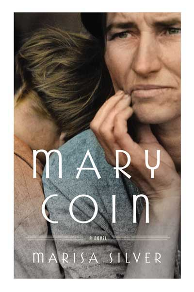 Book cover for Mary Coin